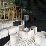 aménagement d'espace tapis