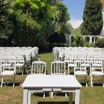 location chaises cérémonie mariage
