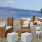 location mobilier espace lounge