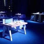 location table en bois buffet en bois